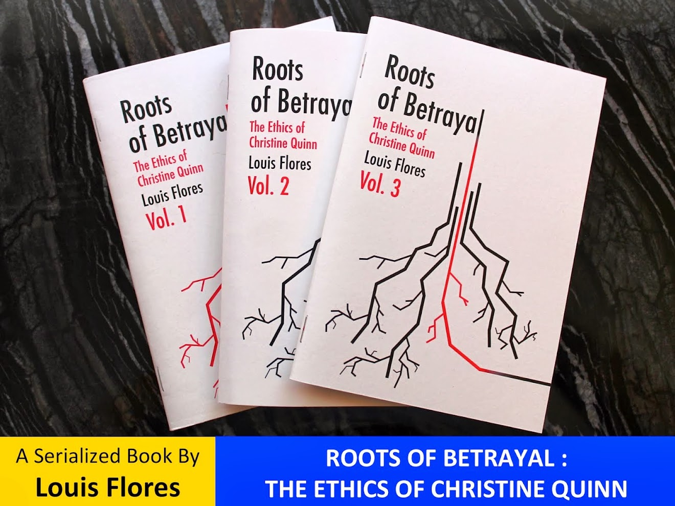 Roots Of Betrayal : The Ethics Of Christine Quinn