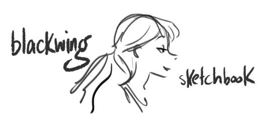 Blackwing Sketchbook