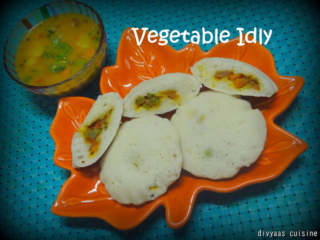 vegetable-idly