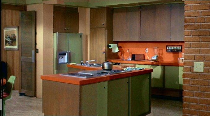The Brady Bunch Blog: The Brady Bunch Kitchen