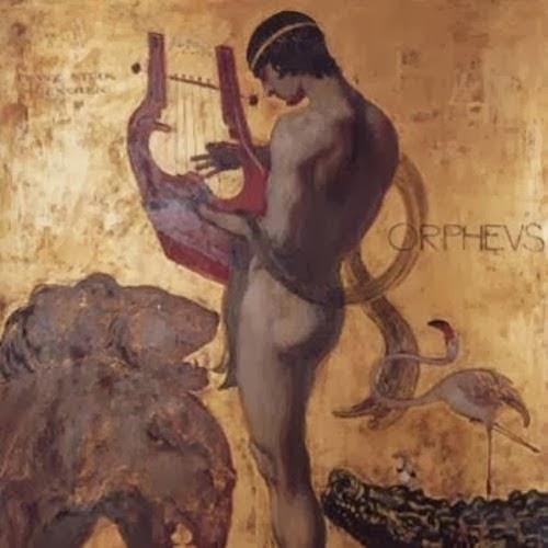 Η Θρακη ειναι συνδεδεμενη  με τον μυθο του Ορφεα.