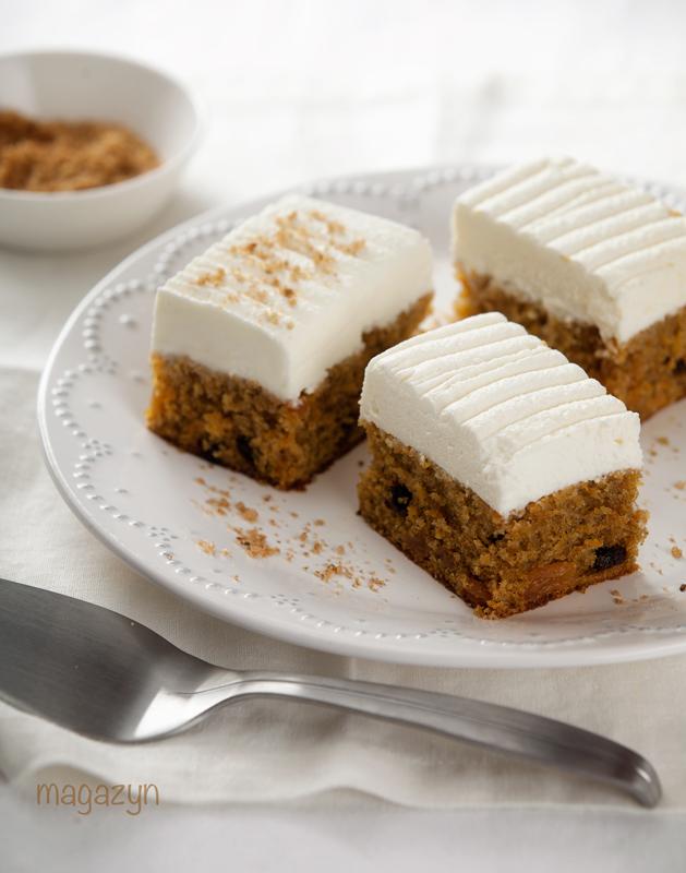 Ciasto marchewkowe | z magazynu