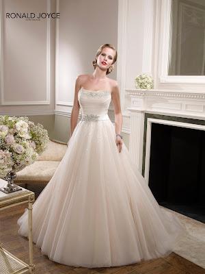 2014 bruidsmode trends pastel