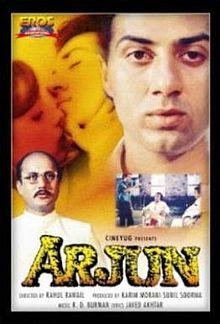 Arjun 1985 Hindi Movie Watch Online