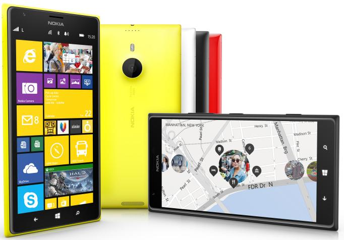 Nokia Lumia 1520 vs Nokia Lumia 1320 Specs Comparison