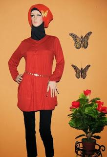 Grosir baju spandek polos murah BKM2064