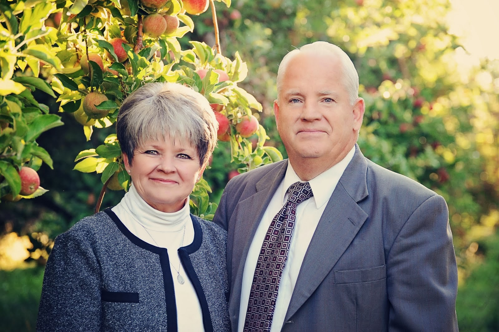 Elder and Sister Wirthlin