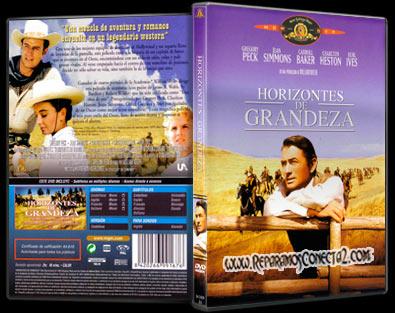 Horizontes de Grandeza [1958] Descargar cine clasico y Online V.O.S.E, Español Megaupload y Megavideo 1 Link