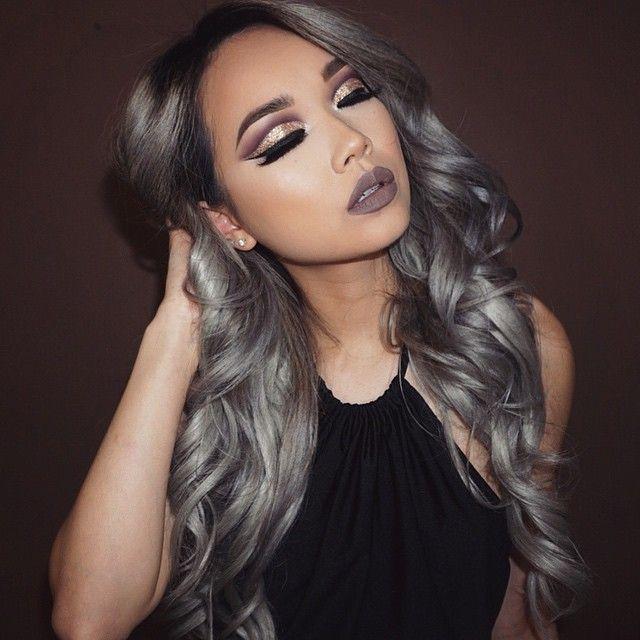 Цвет волос классный