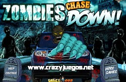 Jugar Zombies Chase Down