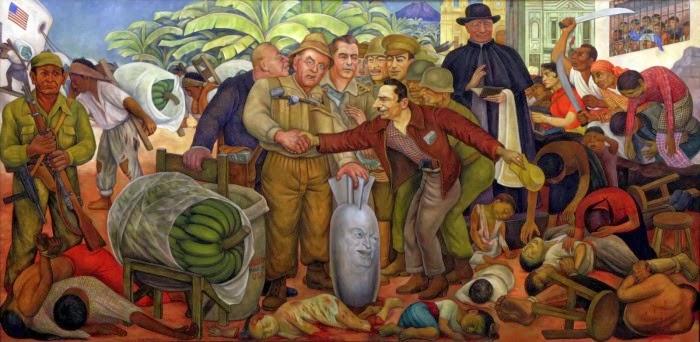 Resultado de imagen para masacre bananeras botero