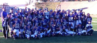 Bradshaw Takes SJS D-VI Football Title, 35-28