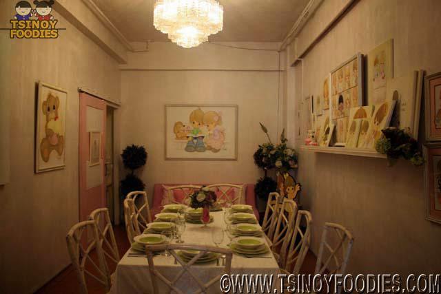 precious moments restaurant