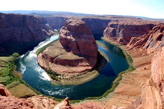 Arizona usa tourist destinations for Fishing lakes in arizona