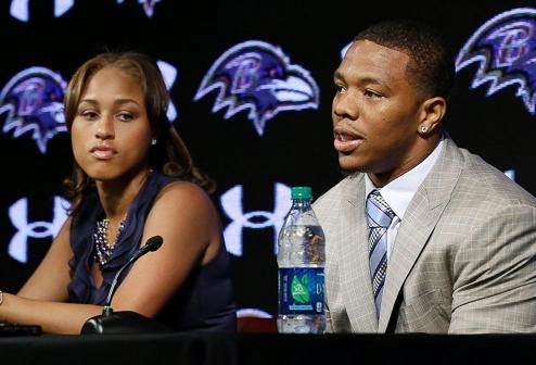 http://abcnews.go.com/US/janay-rice-woman-defending-ray-rice/story?id=25378681
