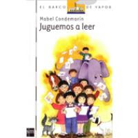 JUGUEMOS A LEER---MABEL CONDEMARIN