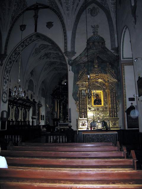 kościół św. krzyża w krakowie