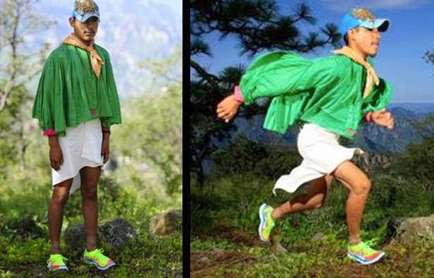 Tarahumara + Nike