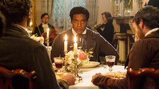 Chiwetel Ejiofor as Solomon Northup in 12 Years a Slave, directed by Steve McQueen