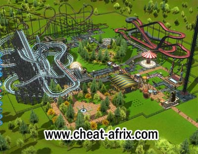 RollerCoaster Tycoon 1 Free Download Full Game PC