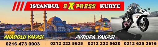 ISTANBUL EXPRESS COURIER