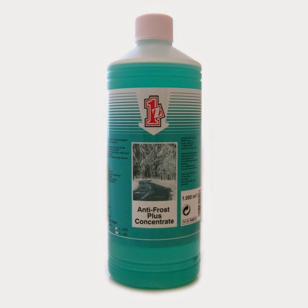 Lichid parbriz anti-inghet Einszett