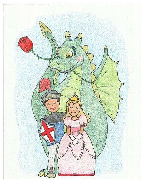 Dansa de Sant Jordi
