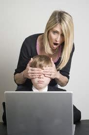 children safety online