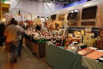 Weihnachtsmarkt im BaseCamp, Bonn