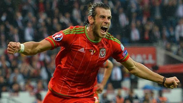 Highlights Wales 1 – 0 Belgium (Euro Qualifiers)