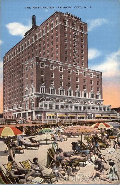 The Ritz Atlantic City New Jersey