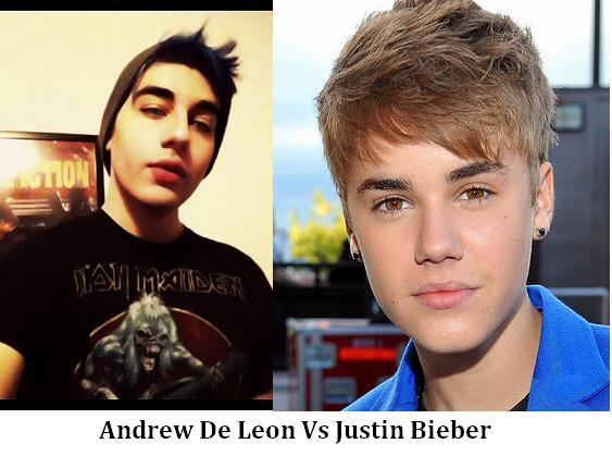 andrew de leon canadian singer and andrew de leon agt singer
