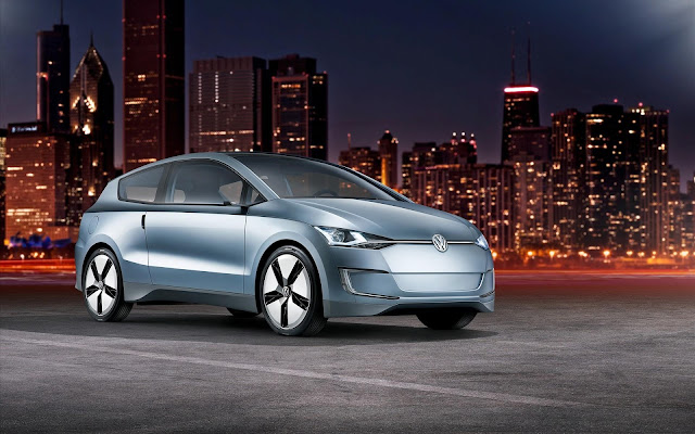 Volkswagen Lite Concept City Car