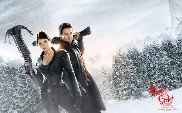 Free Download Film Hansel And Gretel: Witch Hunters Gratis