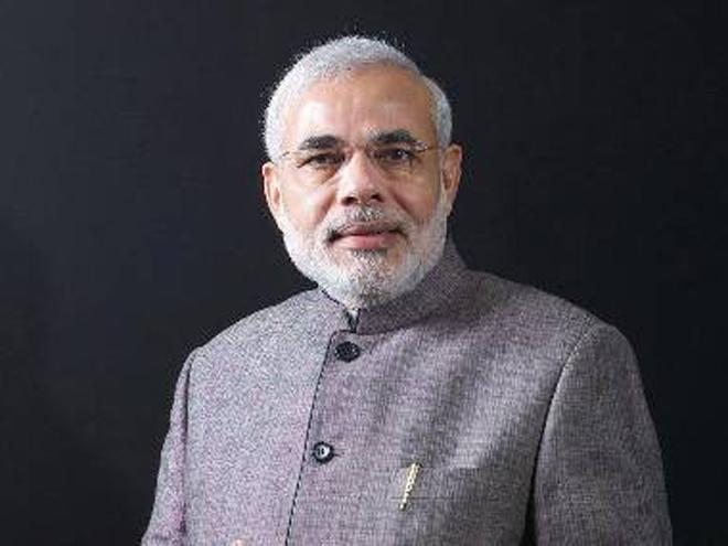 Narender Modi the real leader of youth India