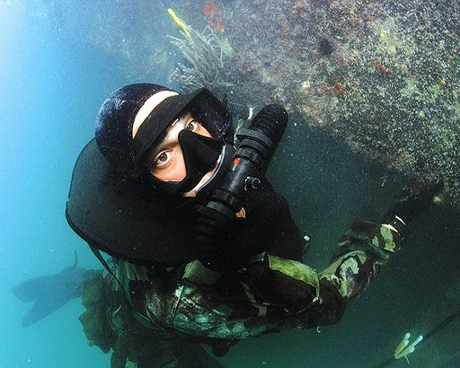Scuba diving blog by neutral dive gear secretary mabus open to the idea of female navy seals - Navy seal dive gear ...