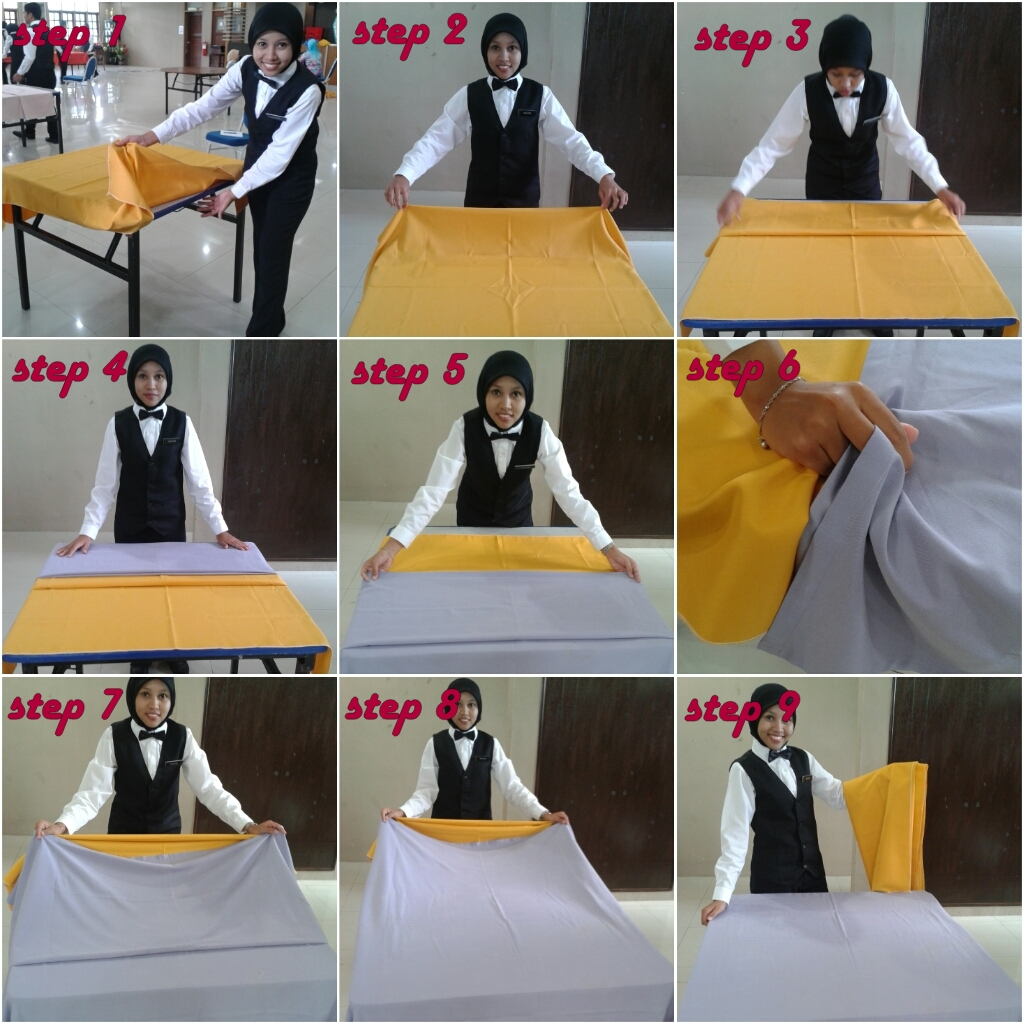 CHANGING TABLE CLOTH