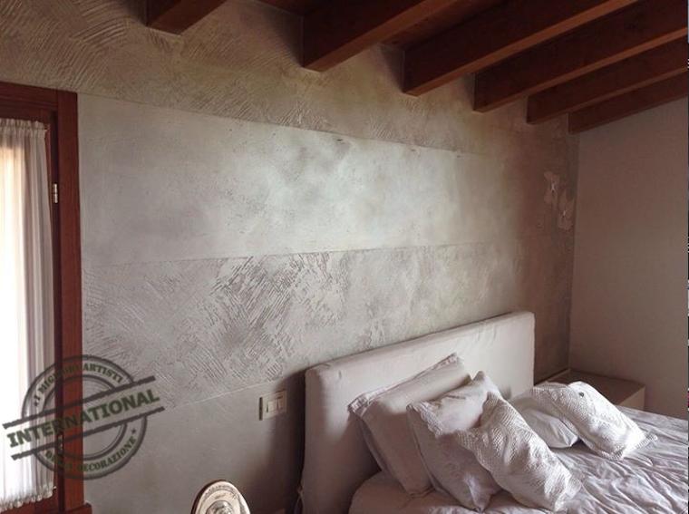 Connu Listino Prezzi Pitture Decorative: Pitture Materiche per pareti PC95
