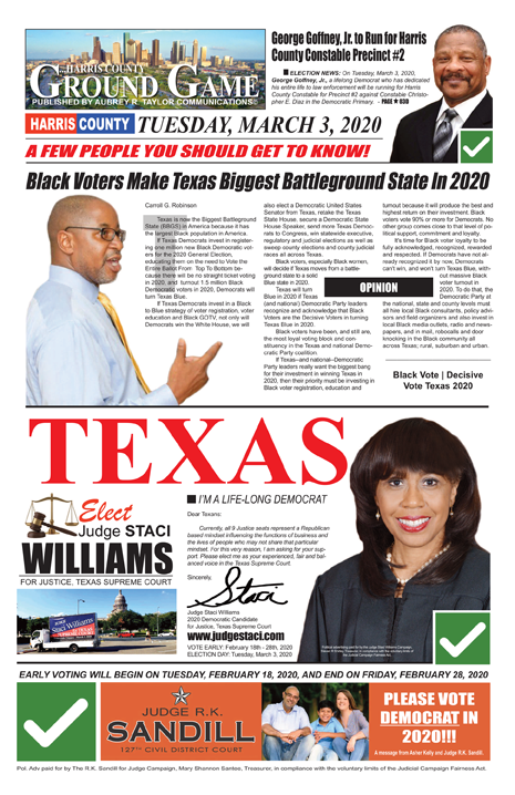 SECTION D - Houston Business Connections Newspaper