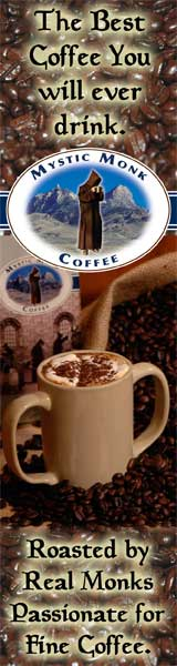 World's Best Coffee From Real Carmelite Monks