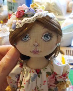 текстильная авторская кукла ручная работа единственный экземпляр купить