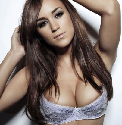 Rosie is a British glamour model. She models for The Sun (a UK tabloid), ...