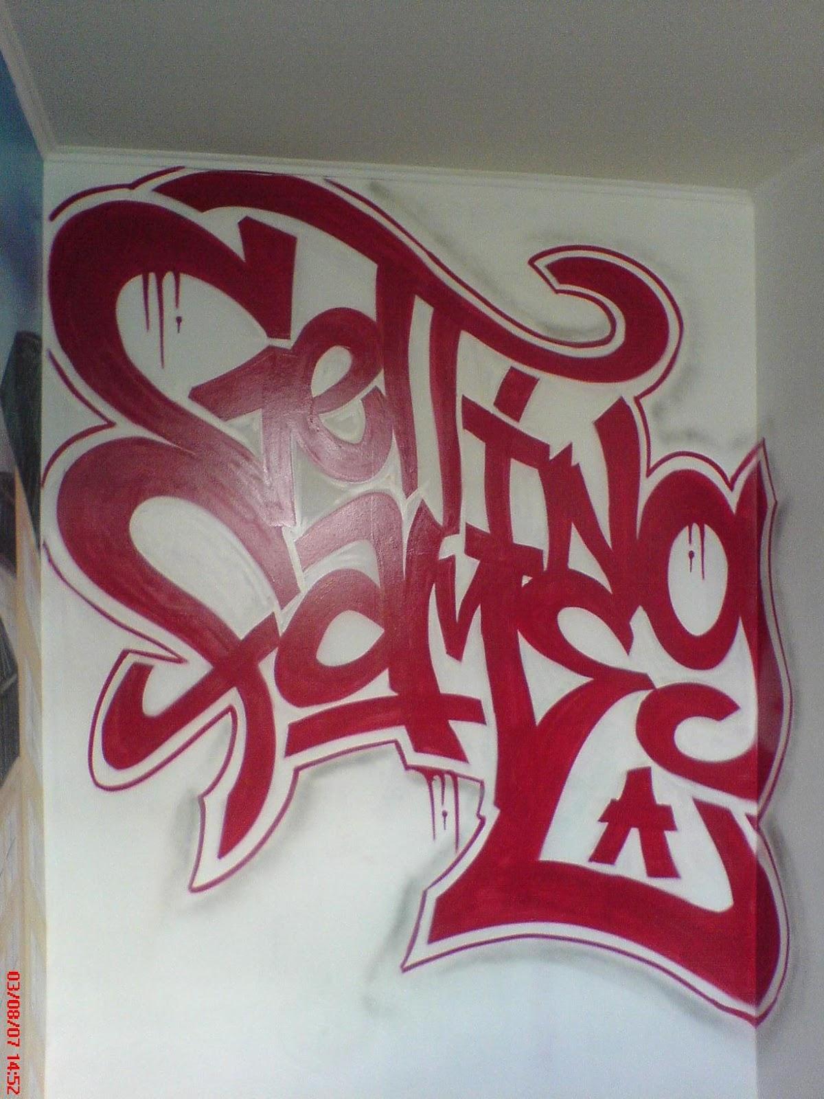 creation dune chambre d 39 ado graffiti graffeur pro. Black Bedroom Furniture Sets. Home Design Ideas