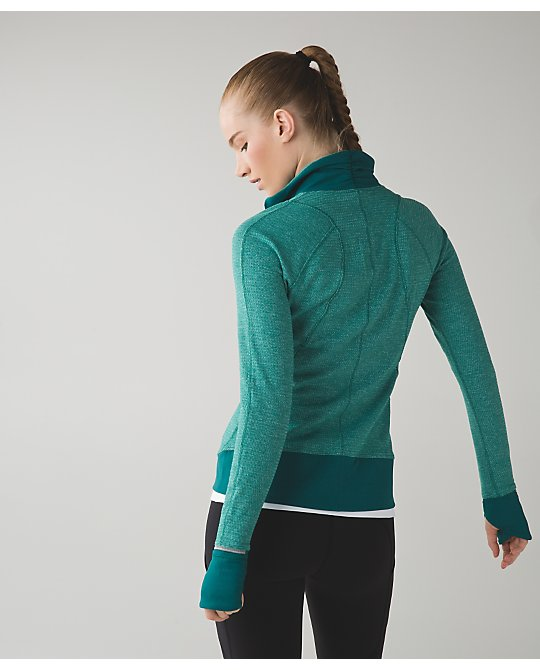 lululemon runderful-half-zip hunter