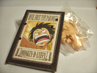 One Piece Frame Collection Monkey D Luffy The Power of Devil Fruit