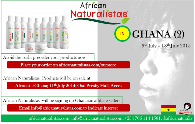african naturalistas, natural hair in nigeria, team natural