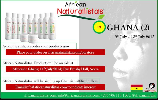 african naturalistas, natural hair in nigeria, team natural
