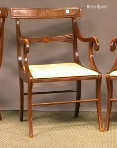 Betsy Speertu0027s Blog: How To Reupholster Dining Chairs With A Comfy Cushy  Seat