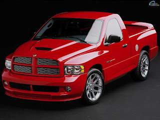 dodge ram red