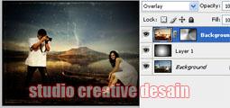 edit foto : cara membuat foto efek pre wedding keren dengan photoshop